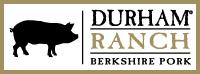 durham berkshire pork logo